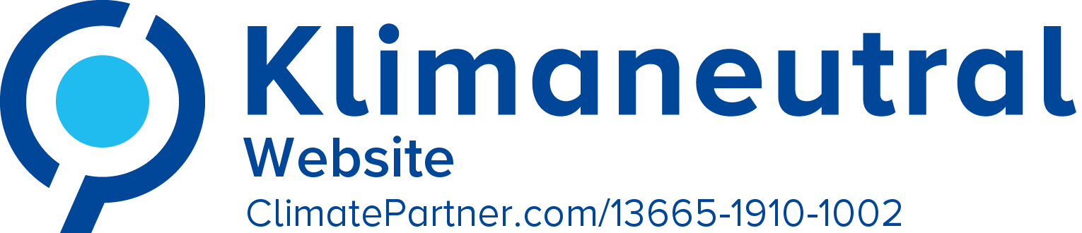 Label klimaneutrale Website