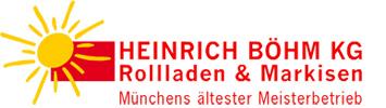 Logo Rolladen Böhm