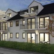 Linden11 Mehrfamilienhaus Visualisierung