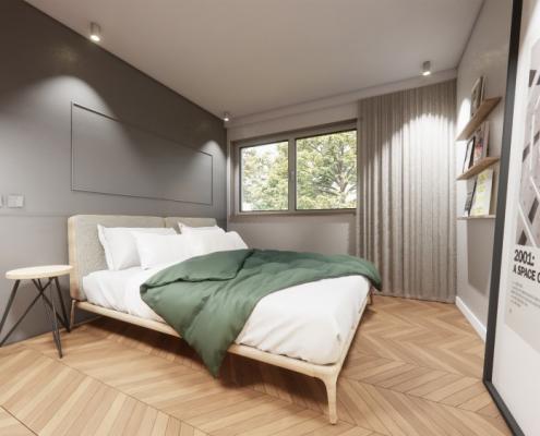 PENCK 13 - Schlafzimmer